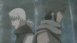 Kabuto dan Rinji
