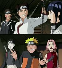 Tenten kesal pada analisa Naruto
