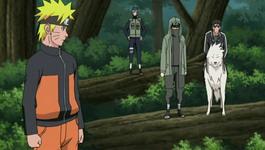 Naruto dkk diskusi