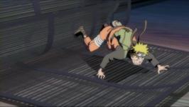 Naruto jatuh