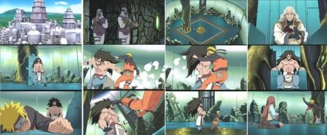 Naruto vs Shinou