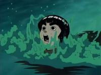 Lee hampir tenggelam