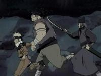 Todoroki berlari sambil menodong Gantetsu