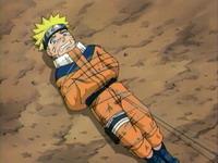 Naruto terikat