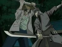 Todoroki vs Shinobazu