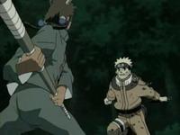 Naruto vs Shinobazu