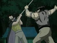 Gantetsu vs Shinobazu