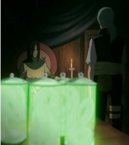 Orochimaru dan kabuto