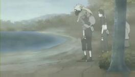 Kakashi cs membawa Yuukimaru