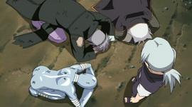 Kihou cs memohon pada Kabuto