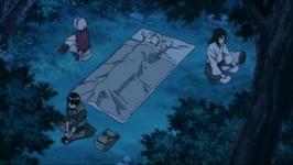 Shion tidur
