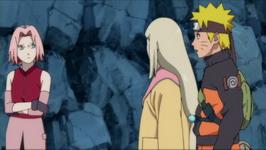 Sakura, Shion dan Naruto
