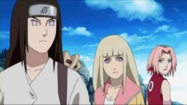 Neji, Shion, Sakura