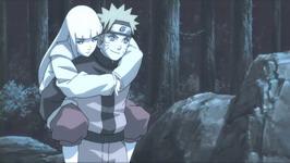 Naruto hampir tiba