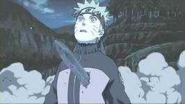 Naruto tertusuk