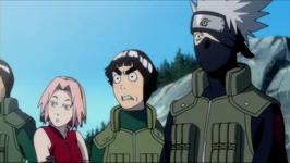 kakashi, Lee dan Sakura terkejut dengar pertanyaan Shion