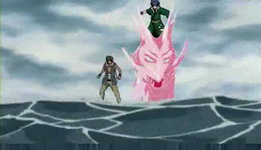 Guren dan Rinji akan kabur