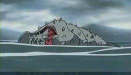 Sanbi mulai tenggelam