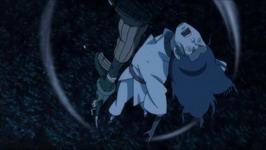 Lee menendang Setsuna