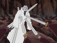 kugutsu #3 terkena pedang