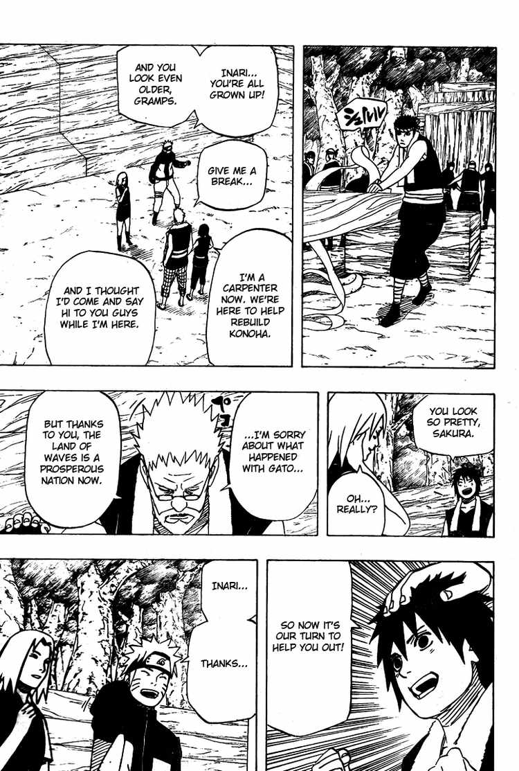 My Way To Find Straight Way Naruto Chapter 451 Menangani Sasuke