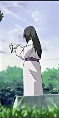 Kimono putih
