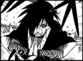 Nagato berlatih ninjutsu